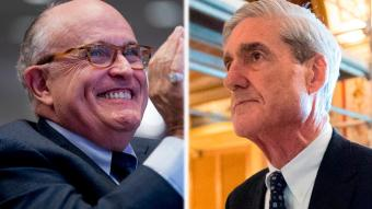 Mueller told Trump's legal team he will not indict the president, Giuliani tells Fox News