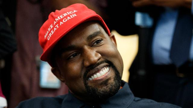 Does Kanye West's support benefit President Trump?