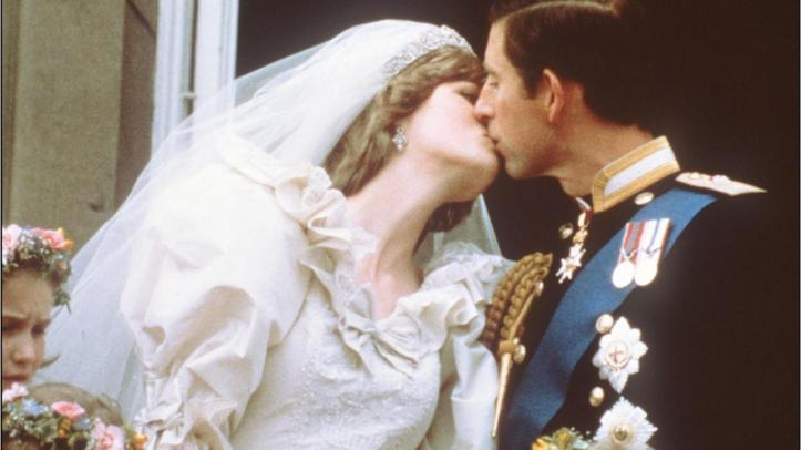 Prince Charles didn't want to marry Diana, new book claims
