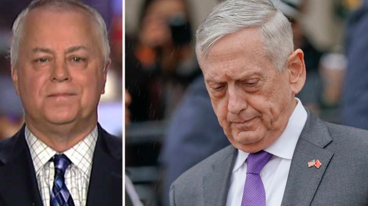 Gen. Tata details Mattis' legacy in the White House, explains why Trump is making the 'exact right move' in Syria