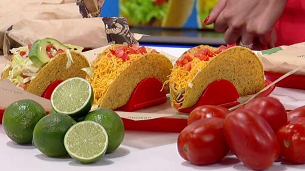 National Taco Day: What your shell style reveals about you