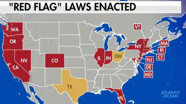 Are 'red flag laws' constitutional?