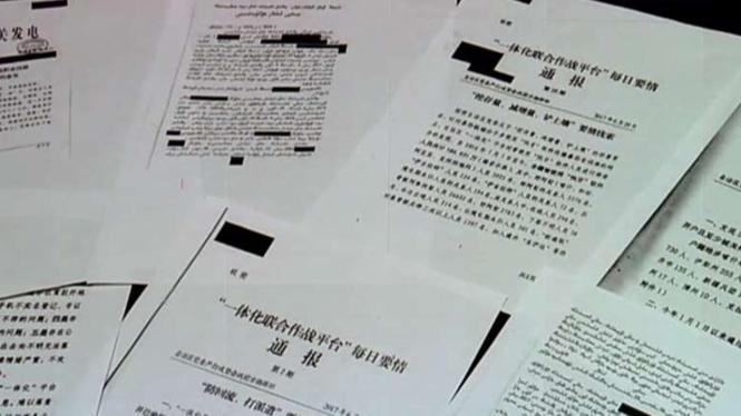 Documents reveal torture, rape at China's mass detention camps