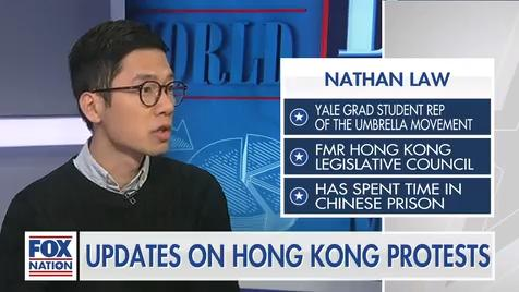 Leader of Hong Kong protest movement: Why mass protests against China turned violent