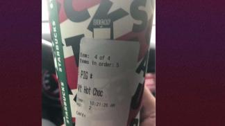'This has to stop': Houston Starbucks employee fired for writing 'Defund The Police' on customers' cups