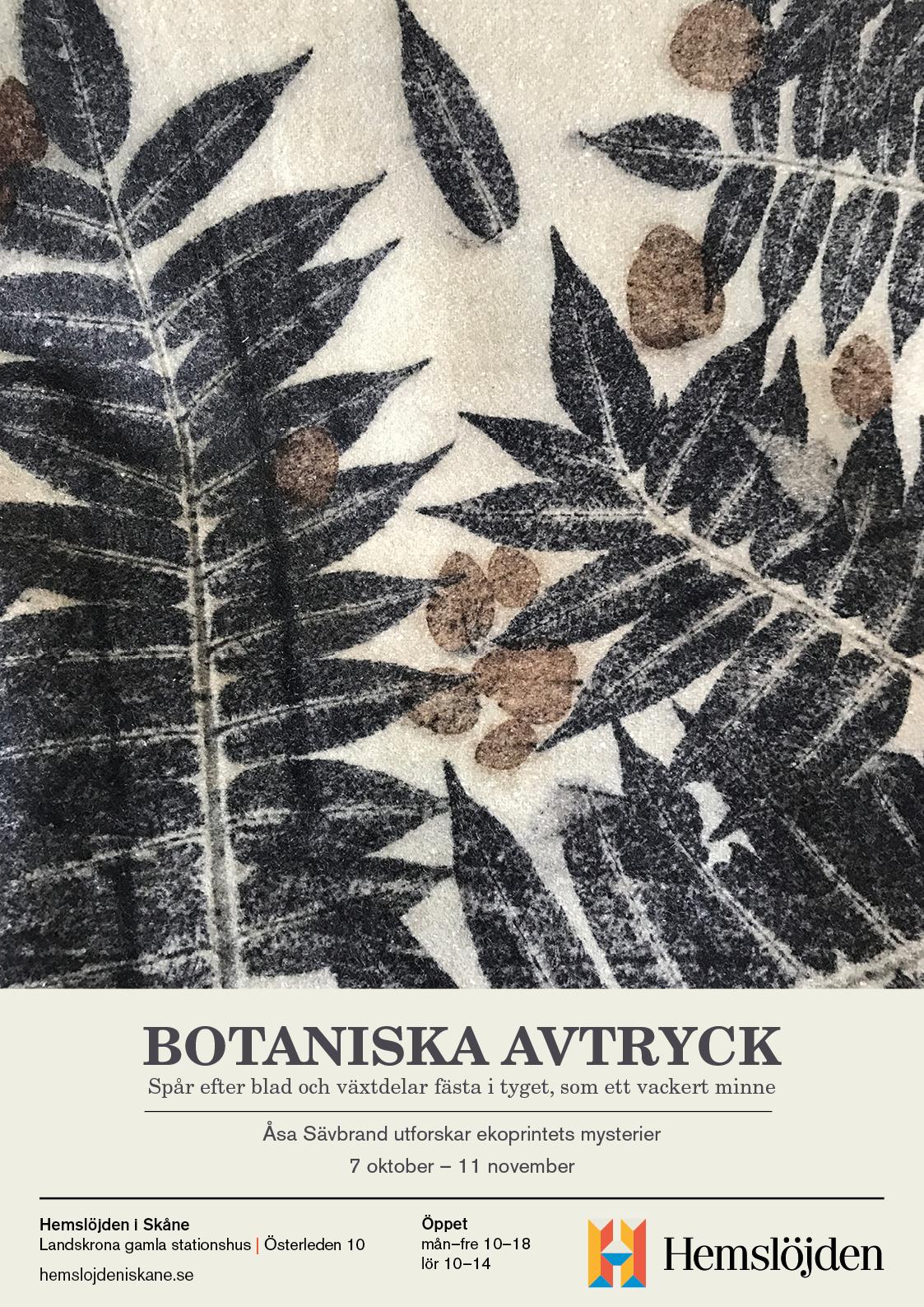 Botaniska Avtryck