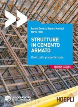 cosenza edoardo; manfredi gaetano; pecce marisa - strutture in cemento armato