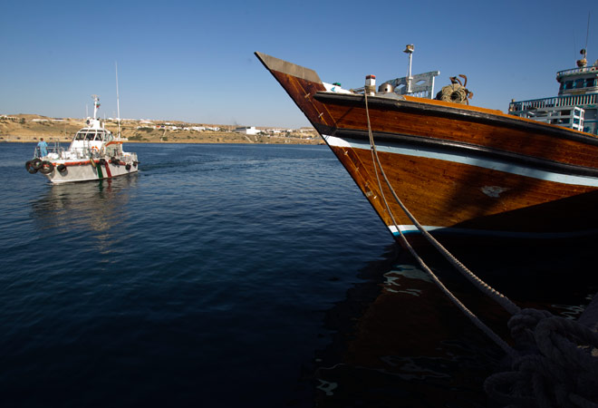 India, Iran sign pact on developing Chabahar port