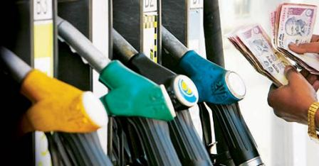Diesel price hike makes petrol cheaper in Goa