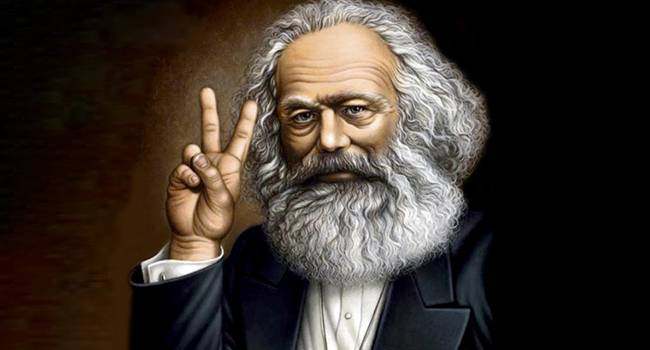 Image result for photo of karl marx