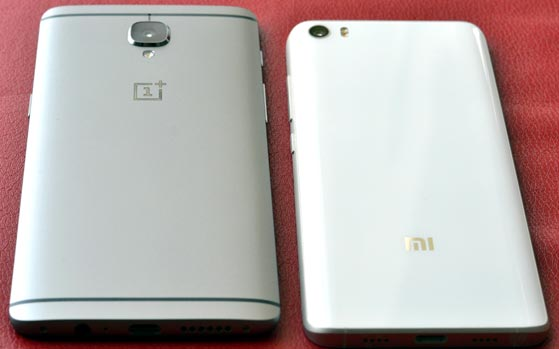 OnePlus 3 vs Xiaomi Mi 5: When beasts come out to play