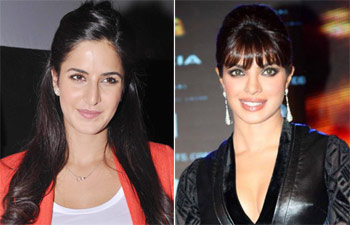 Katrina Kaif and Priyanka Chopra