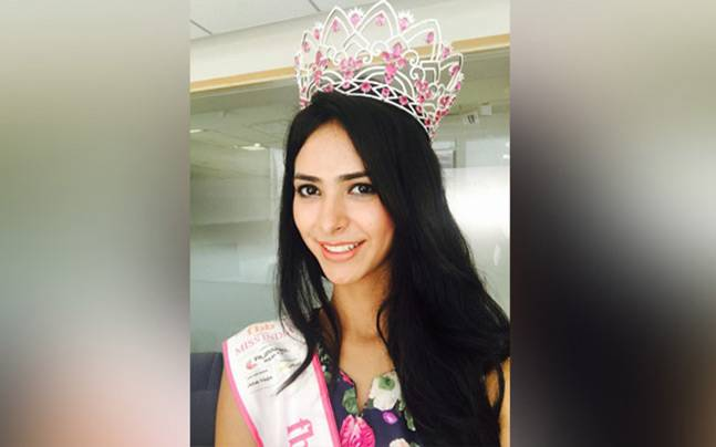 Miss India 2016 Pankhuri Gidwani scores 97.25 per cent in ISC Class 12 exams