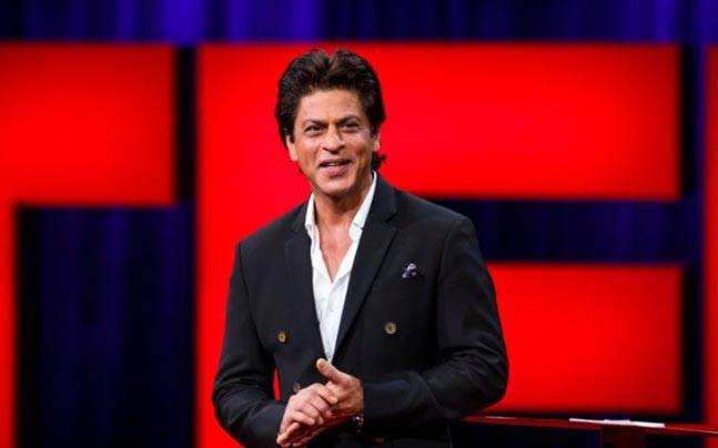 Shah Rukh Khan at the TED Conference 2017