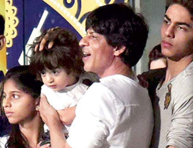 Image result for shahrukh khan family