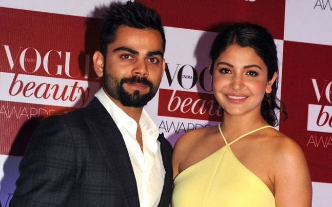 Image result for anushka sharma virat kohli