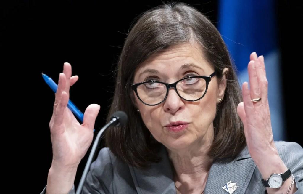 La ministre McCann dit vouloir mettre fin à l'omerta