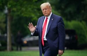Les États-Unis ont «surmonté» la crise, selon Trump
