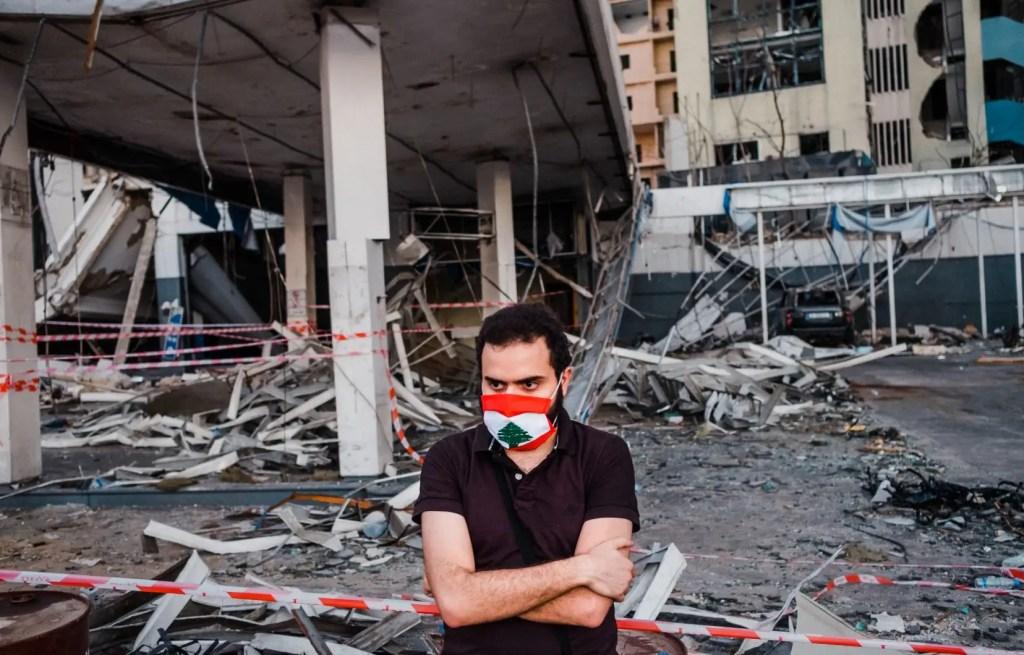 À Beyrouth, les ravages de la négligence humaine