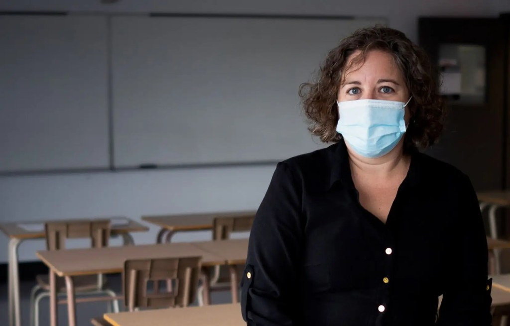 La rentrée au temps du coronavirus | Enseigner en classe et à distance