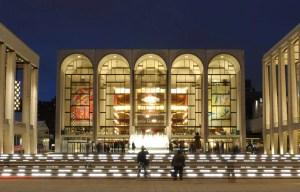Le Metropolitan Opera en gel jusqu'en septembre 2021