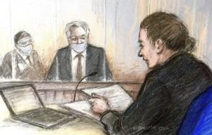 Garder Julian Assange en prison est inhumain, selon la juriste Eva Joly