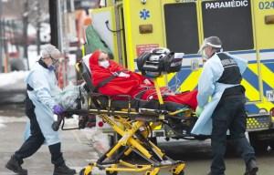 COVID-19: les hôpitaux de Montréal près du débordement