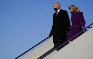 Début de mandat difficile en vue pour Joe Biden