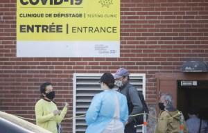 Les hospitalisations dues à la COVID-19 continuent de baisser au Québec