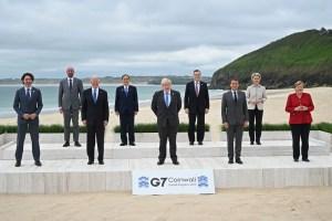 Vaccins, climat, diplomatie: les principales annonces du G7