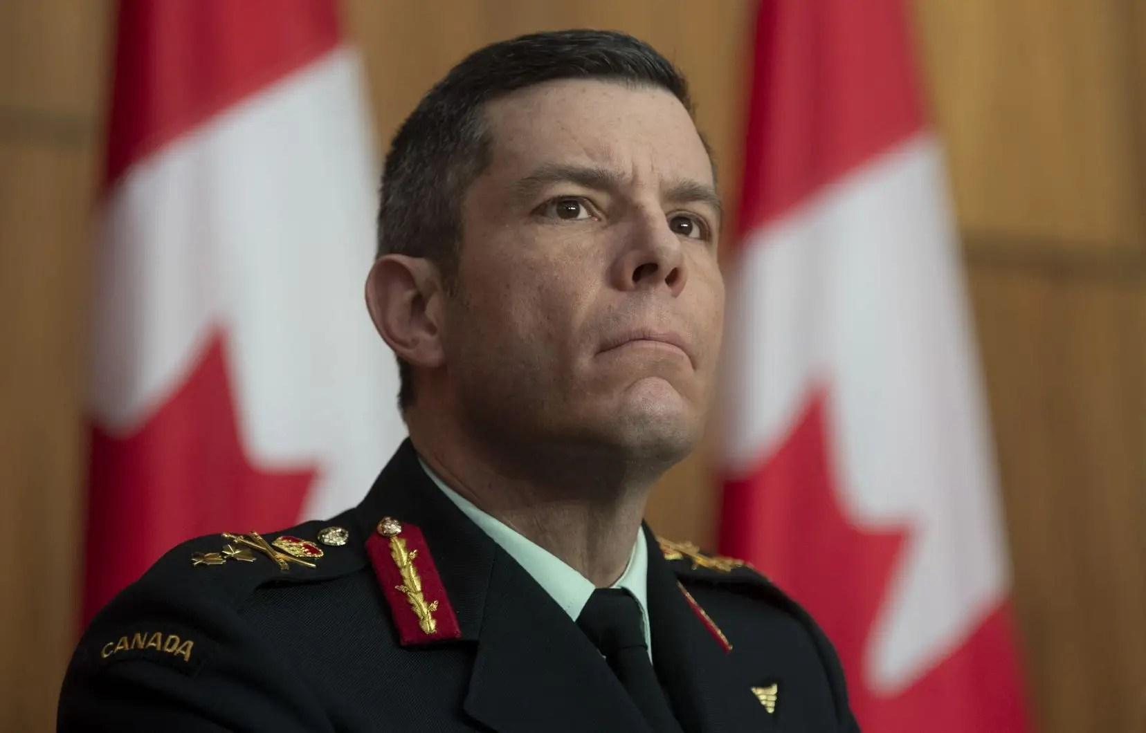 Démis de ses fonctions, le major-général Dany Fortin conteste la décision en cour