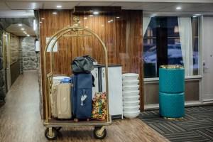 Les voyageurs ont injecté, malgré eux, plus de 498 millions $ dans l'industrie hôtelière en raison de la quarantaine obligatoire à l'hôtel.