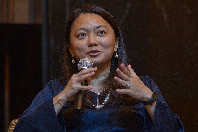 Segambut MP Hannah Yeoh has called for new Prime Minister Datuk Seri Ismail Sabri Yaakob to create a new ministry specifically to look after the needs of the children. — Picture by Miera Zulyana