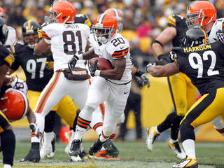 Security heightens at Browns vs. Steelers game
