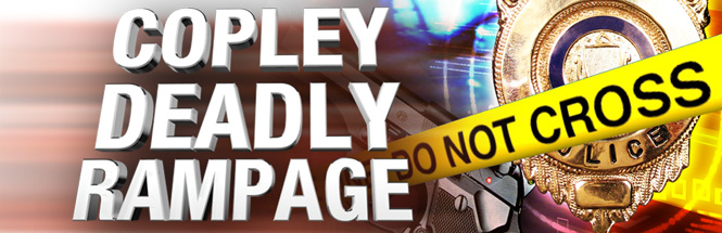 Copley Township Shooting Rampage