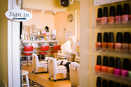 Pinkies Nail Salons San Francisco