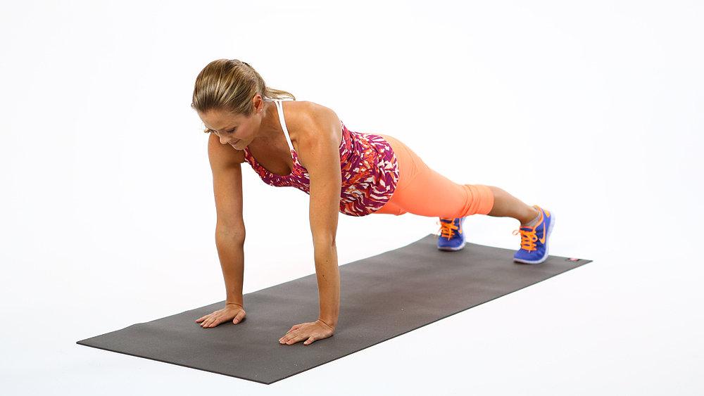 1. Plank