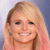 Miranda Lambert ostenta i capelli rosa al CMAs