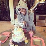 Britney Spears riceve una sorpresa speciale da Miley Cyrus sul suo trentaquattresimo compleanno