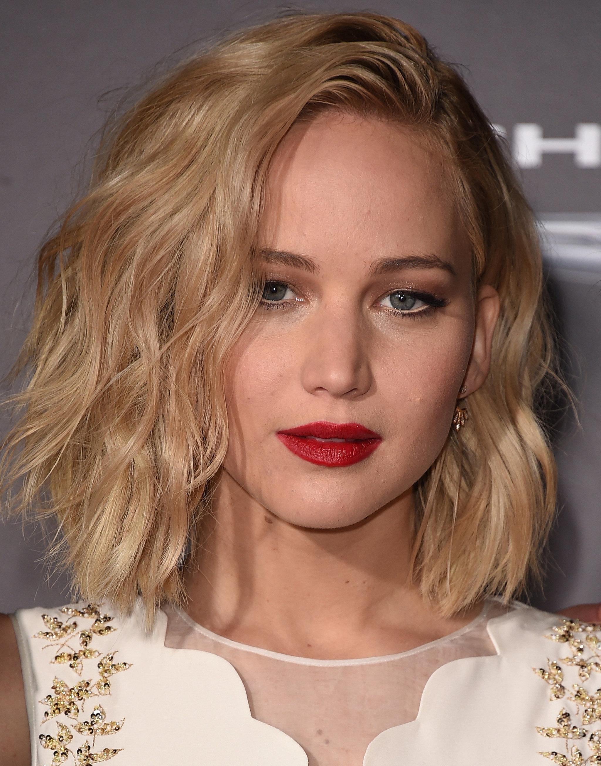 Makeup Beauty Hair Amp Skin Was 2015 Jennifer Lawrences
