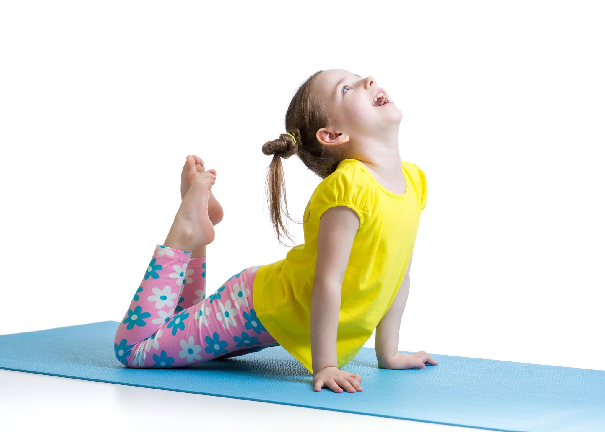 Yoga Poses You Can Do With Your Kids