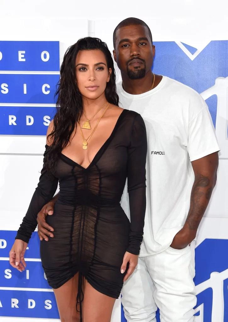 Resultado de imagem para mtv awards 2016 kim kardashian