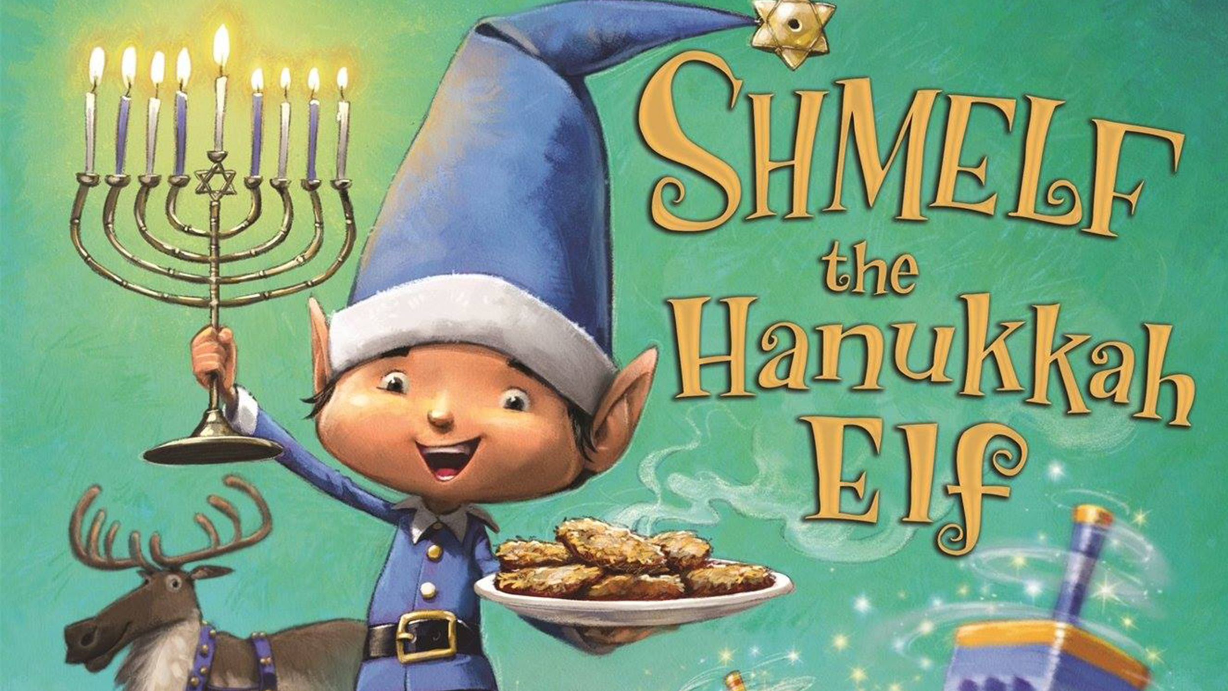 Shmelf Gives Jewish Kids A Holiday Elf Of Their Own