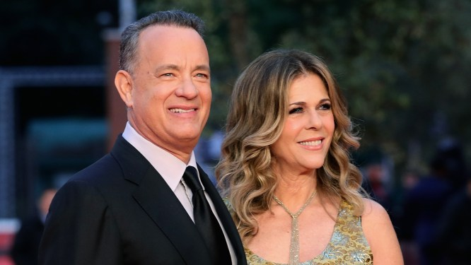 Image result for tom hanks rita wilson