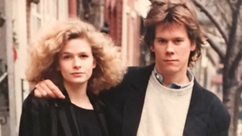 Image result for kevin bacon and kyra sedgwick