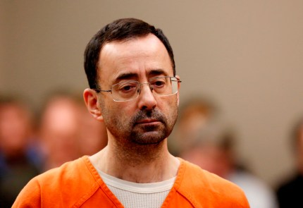 Ex-gymnastics doctor Larry Nassar pleads guilty to 3 more criminal sex  charges