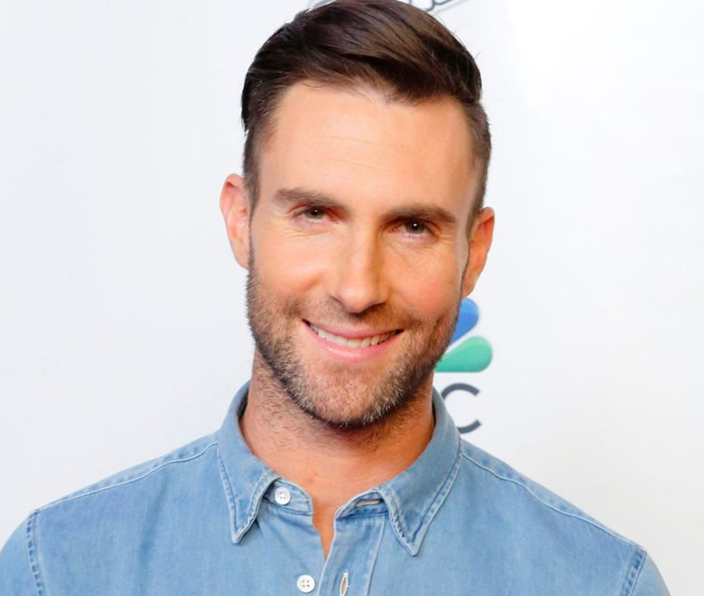Adam Levine Posts Cute Photo Taking Daddy Daughter Stroll With Dusty Rose