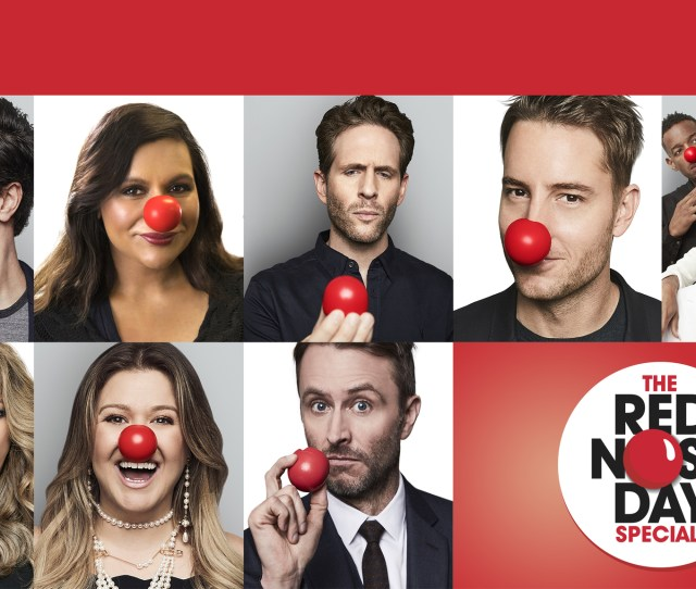 Learn More About Red Nose Day Including How You Can Help
