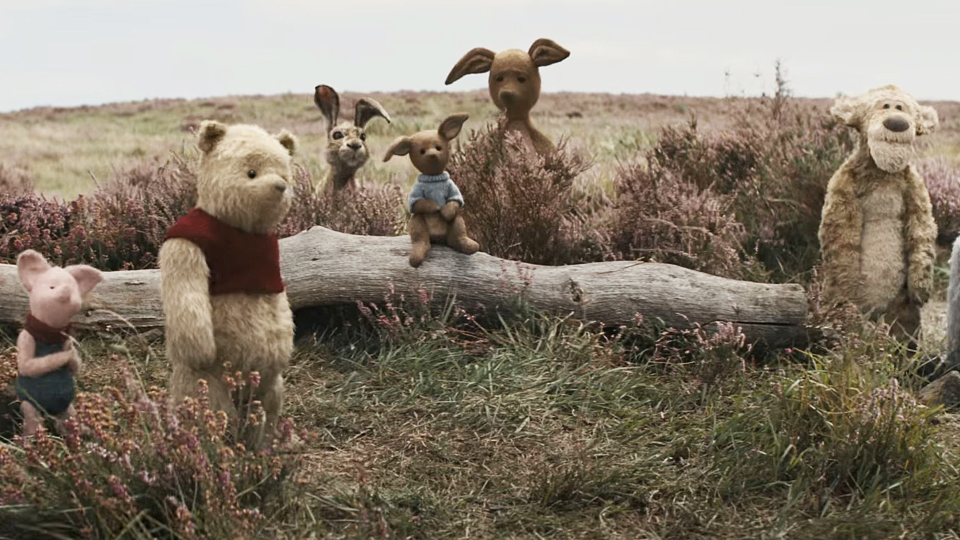 Winnie The Pooh Is Back In New Christopher Robin Trailer
