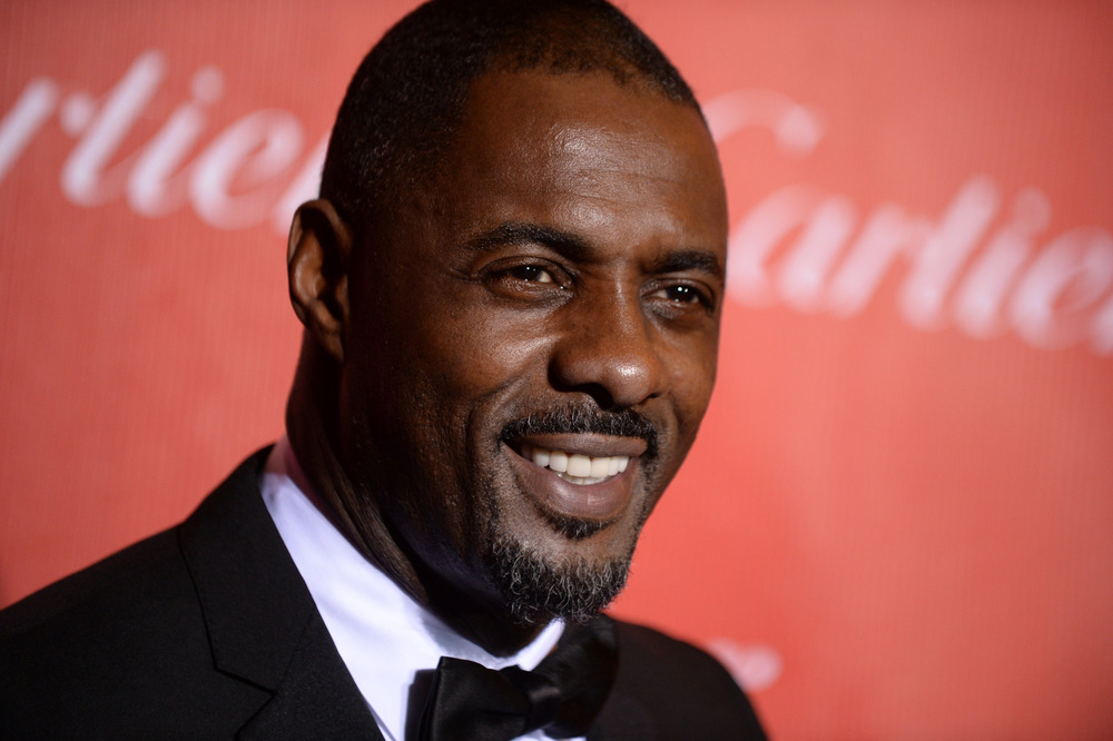 Idris Elba Shares Touching Photo Of Newborn Son Winston